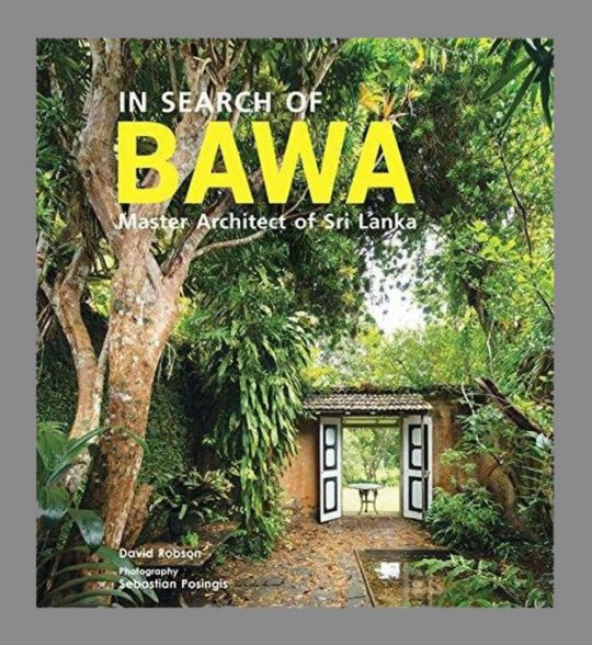Ian Goodfellow reviews Geoffrey Bawa