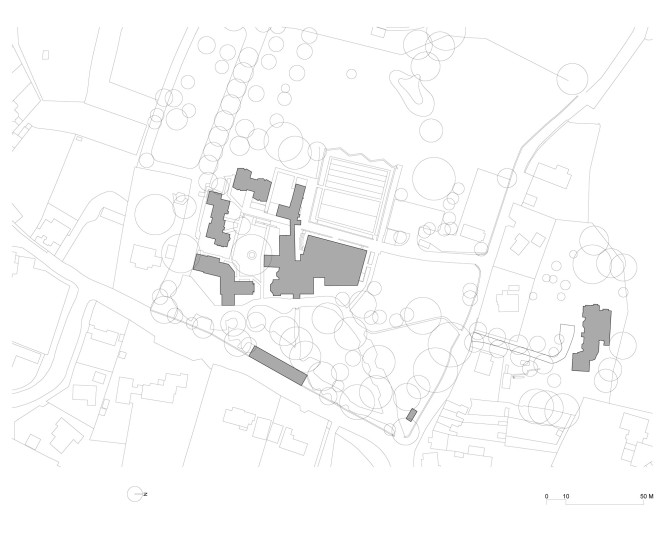 Projects Higher Education Ruskin College Site Plan Penoyre and Prasad