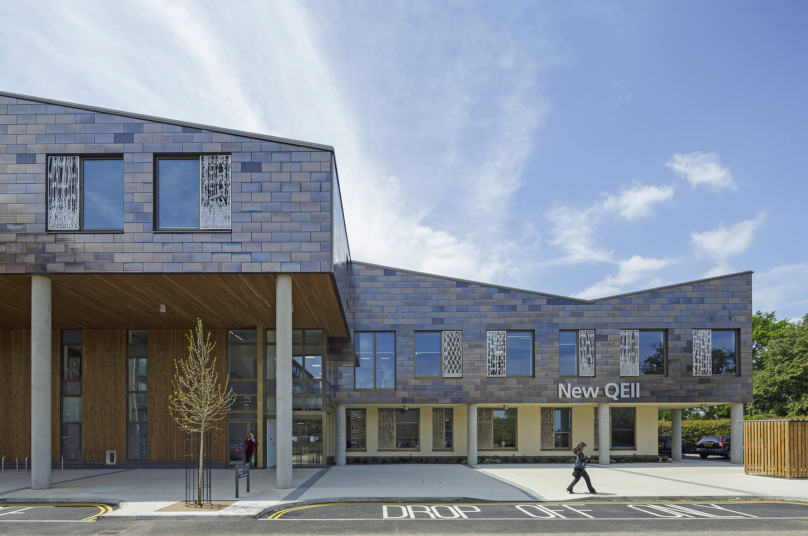 News Civic Trust Commendation New QEII Hospital-Penoyre & Prasad