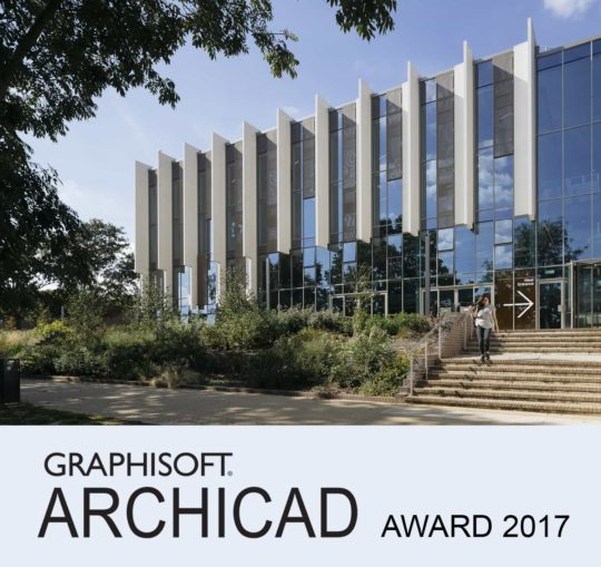 Graphisoft ArchiCAD award win