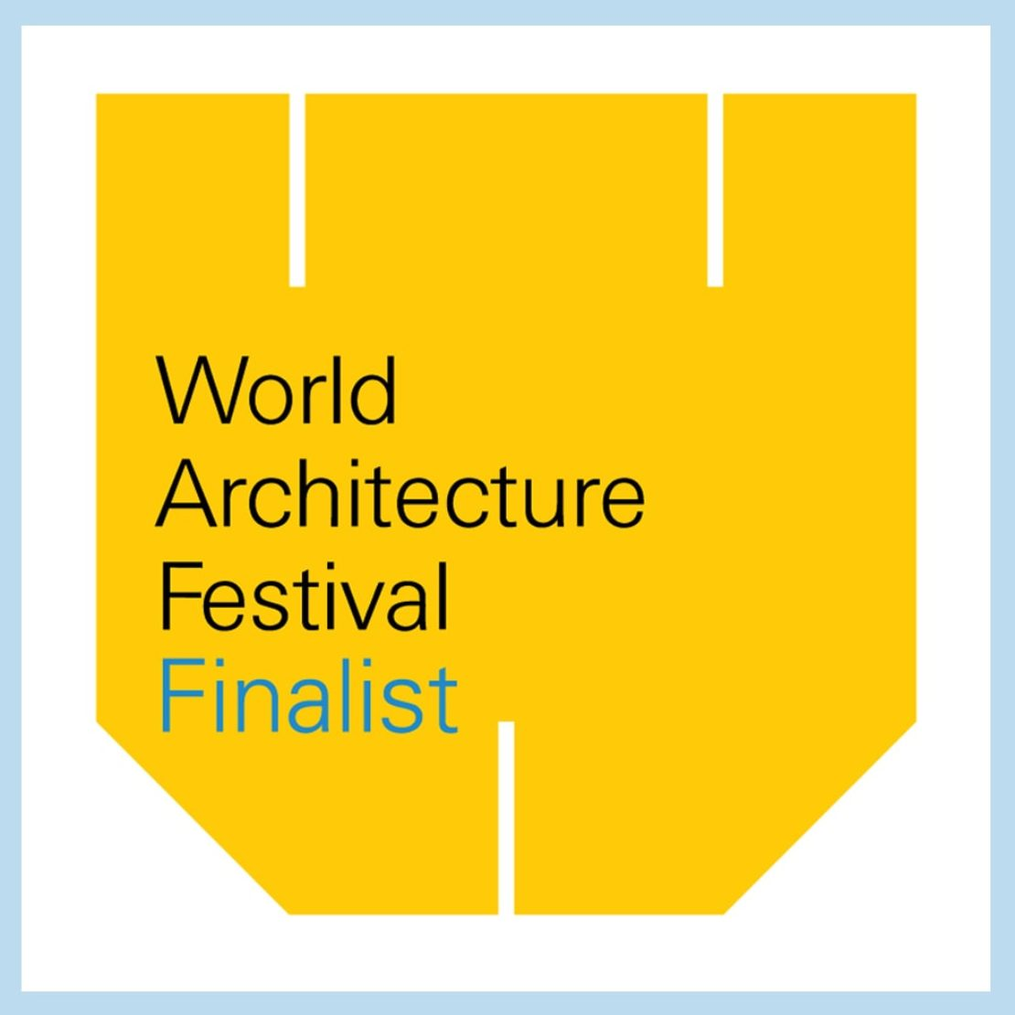 World Architecture Finalist for Sibson Building