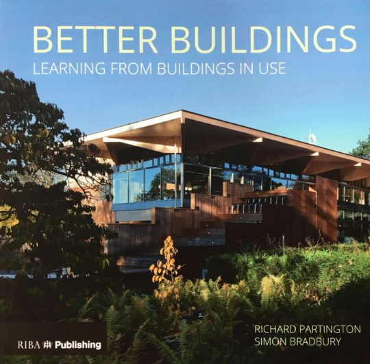 Better Buildings: Learning from buildings in use