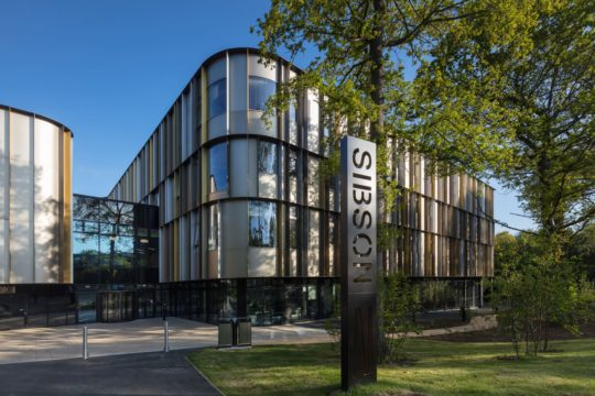 Sibson shortlisted for AJ Awards