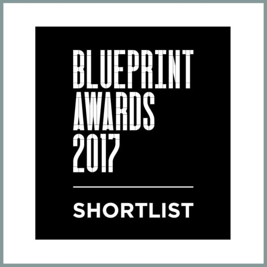Sibson shortlisted for Blueprint Award