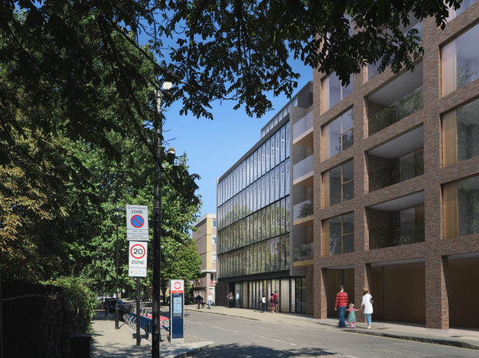 Anna Freud Centre Campus 1