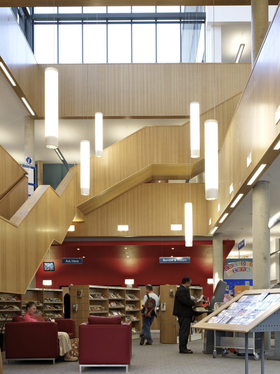 Crawley Library 2