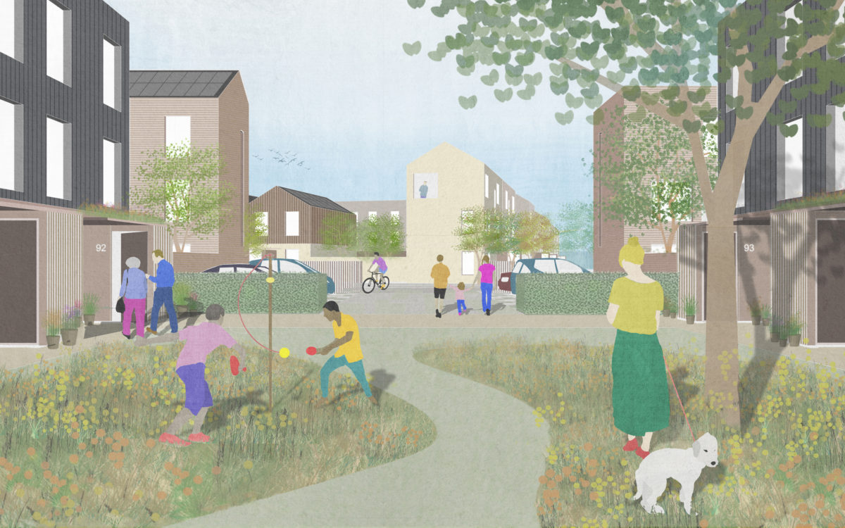 Himley Village EcoTown Masterplan