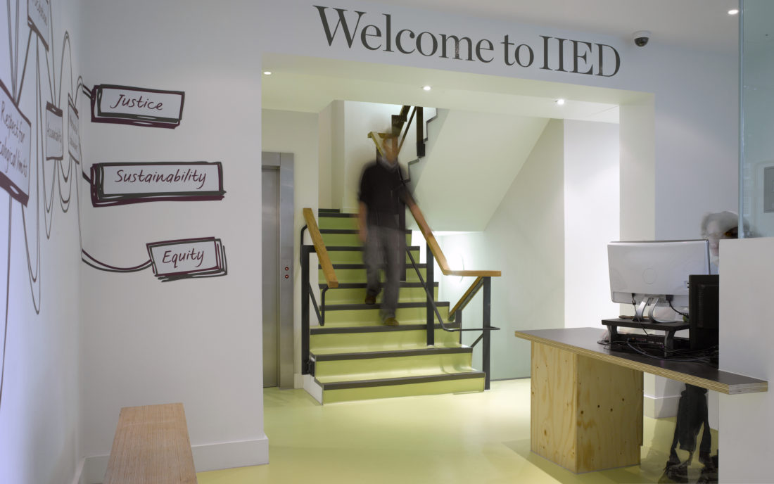 IIED Offices 1