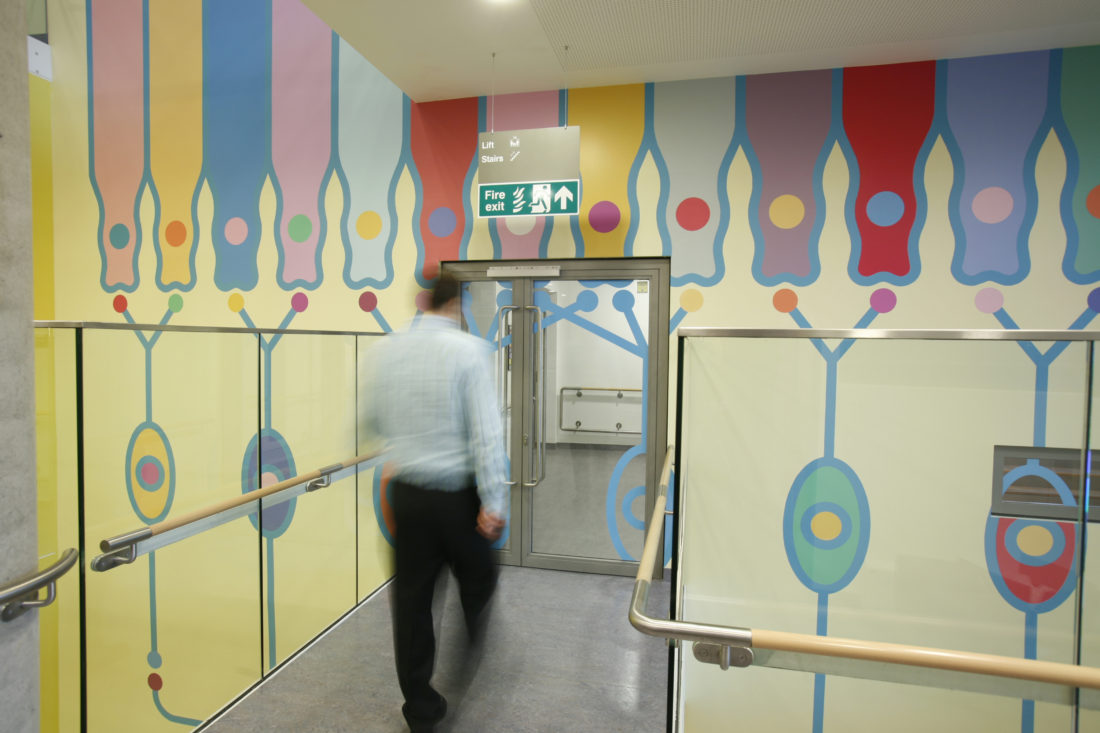Children's Eye Centre, Moorfields Eye Hospital 9