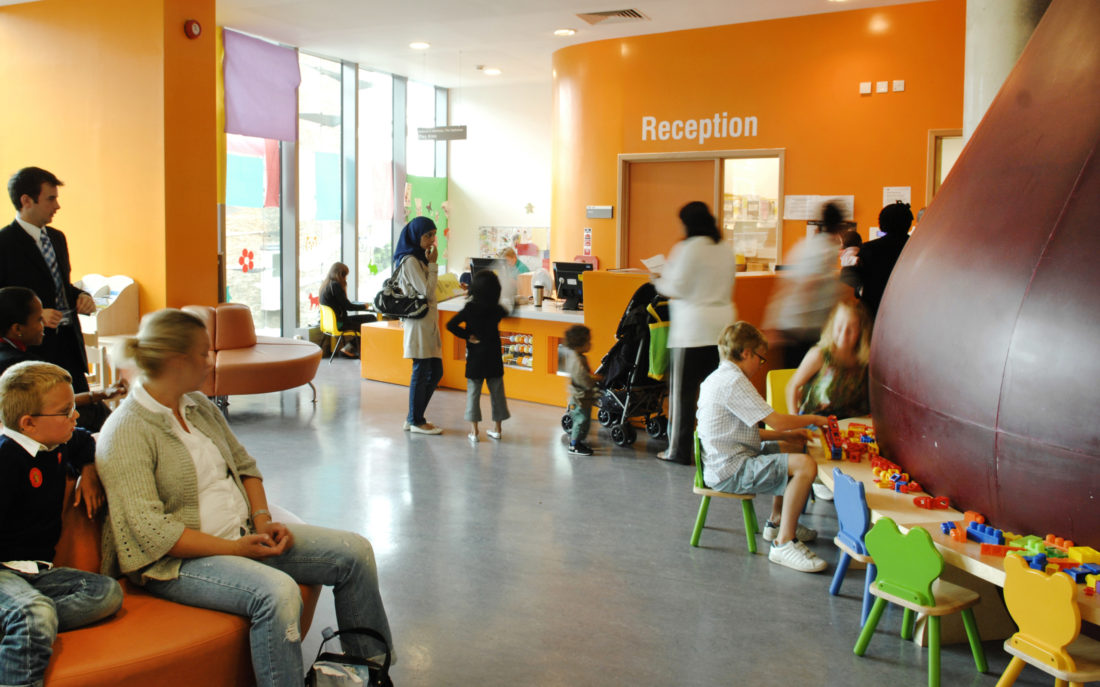 Children's Eye Centre, Moorfields Eye Hospital 10
