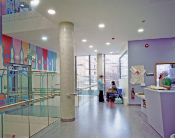 Children's Eye Centre, Moorfields Eye Hospital 1