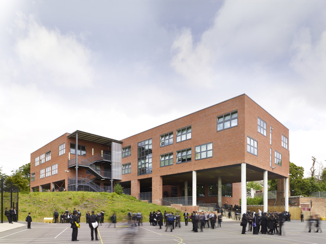 Moseley Secondary School 6