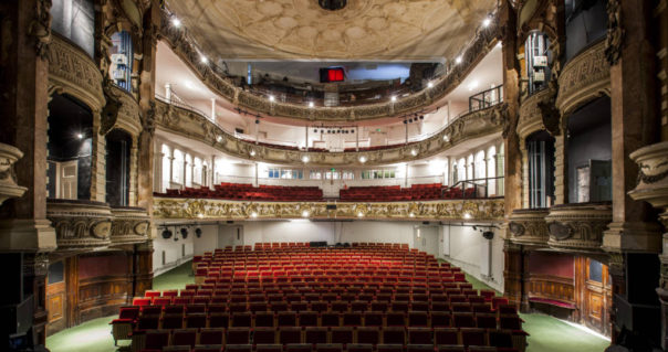 New Theatre Royal – University of Portsmouth 2
