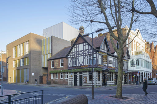 New Theatre Royal – University of Portsmouth