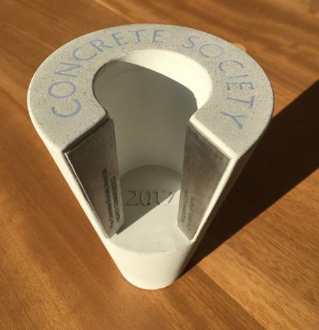 Penoyre&Prasad_Concrete Society Award_Templeman Library