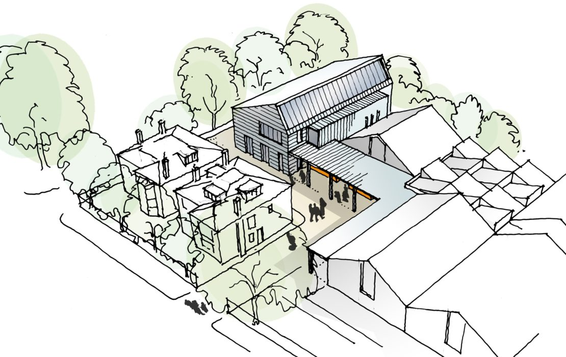 Image for New Studios – Wimbledon College of Arts