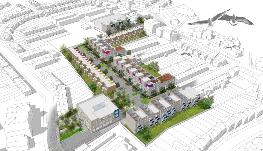 Image for The Colourmen Mixed Use Development