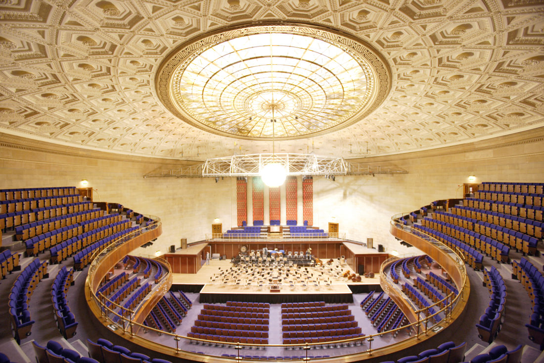 Sheffield City Hall 5
