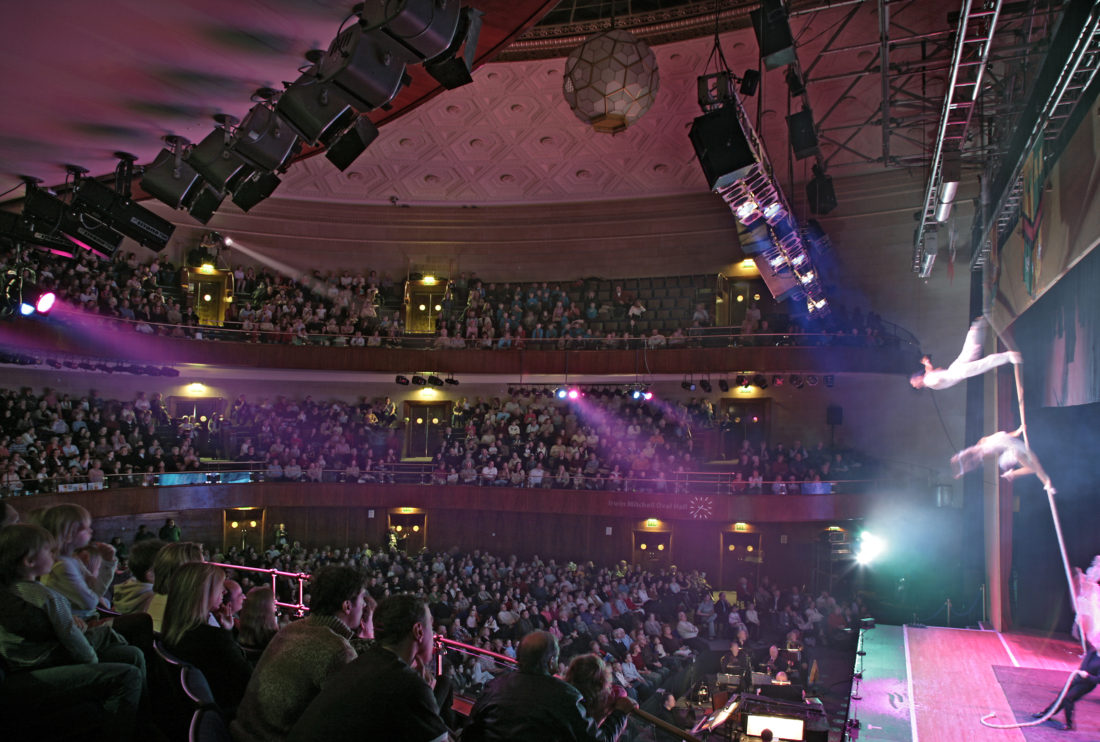 Sheffield City Hall 7