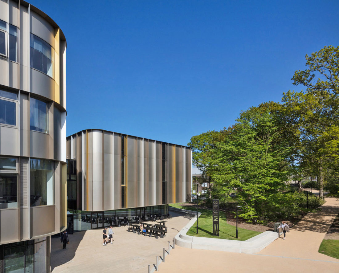 Sibson Building - University of Kent 9