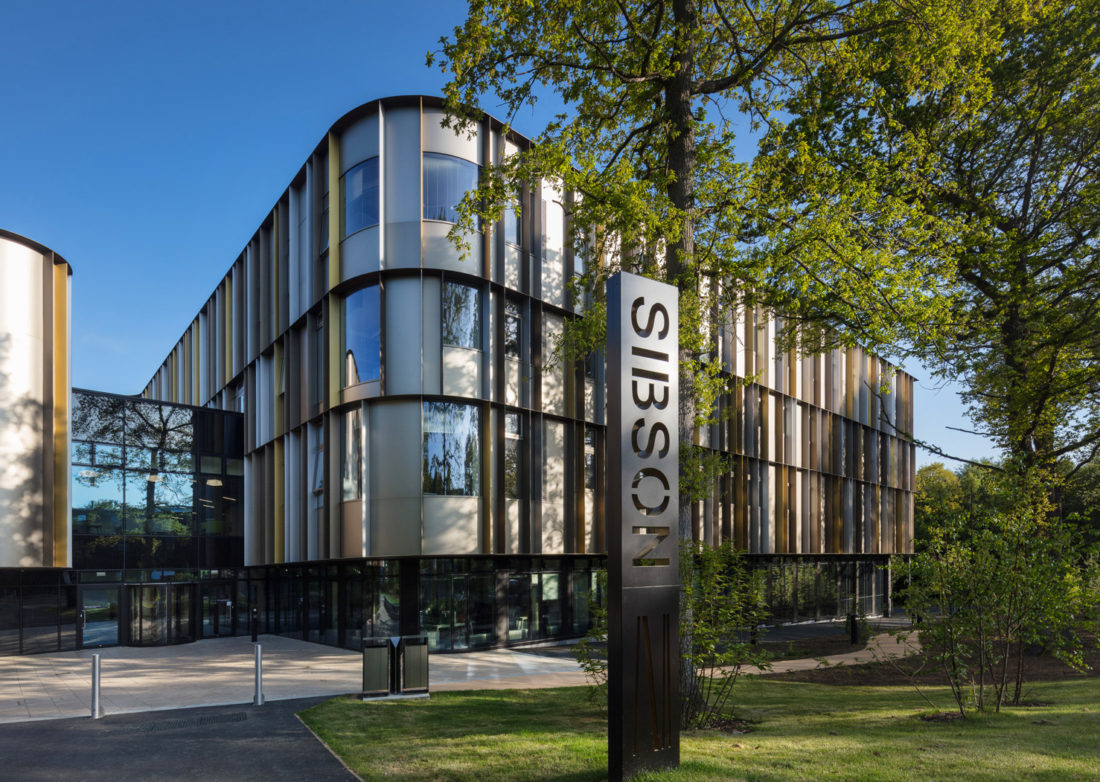 Sibson Building - University of Kent 10