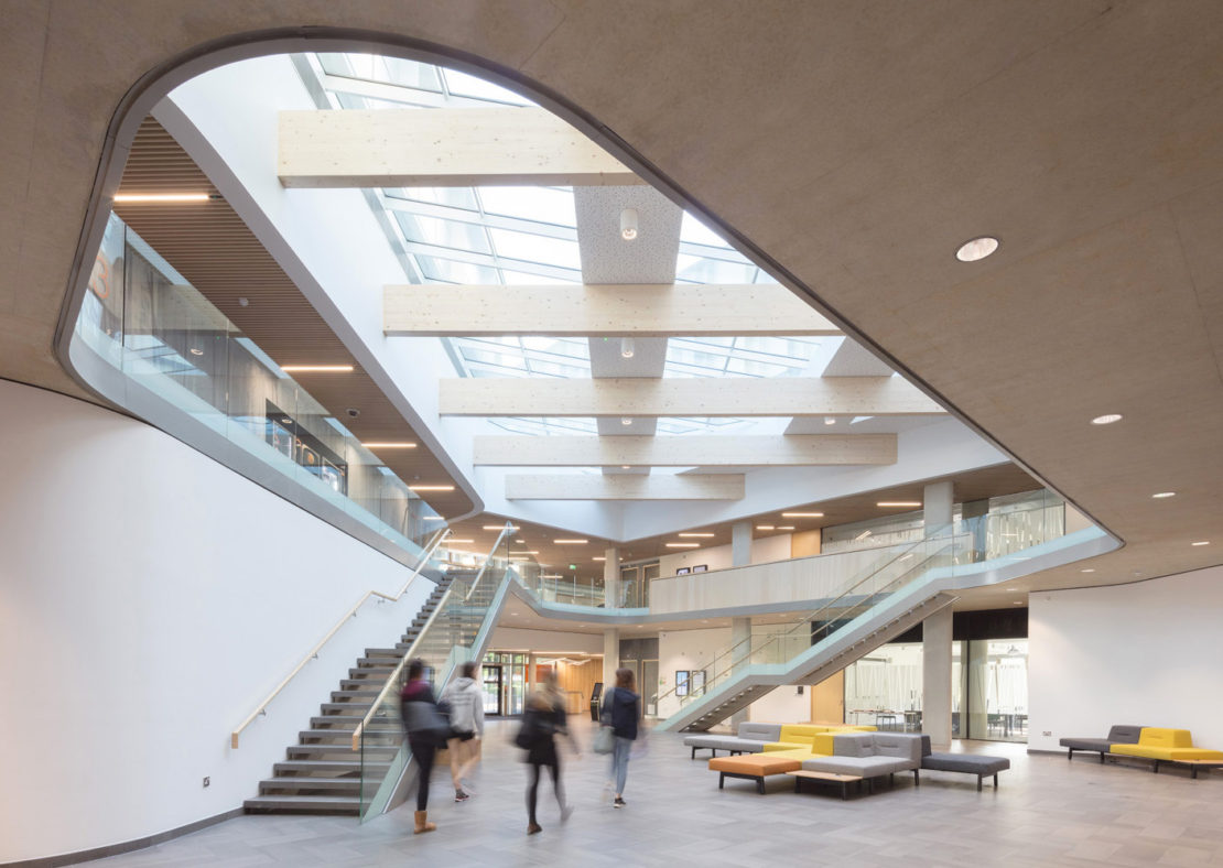 Image for Sibson Building – University of Kent