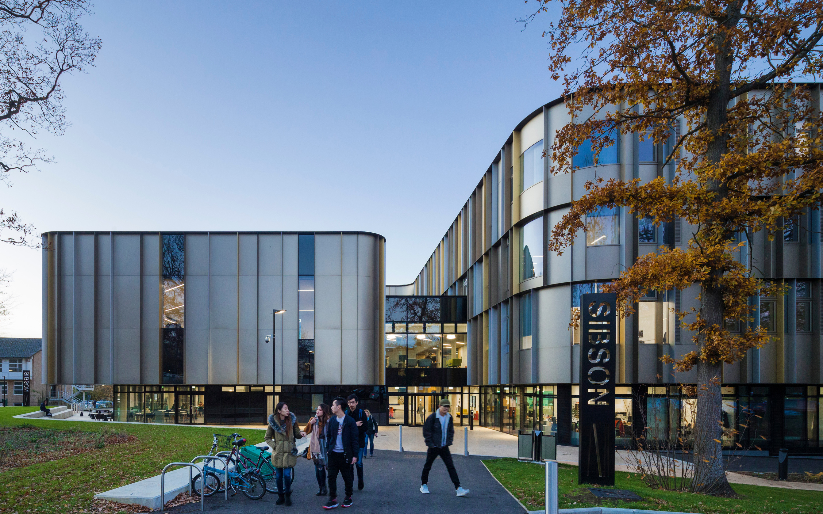 Sibson Building – University of Kent