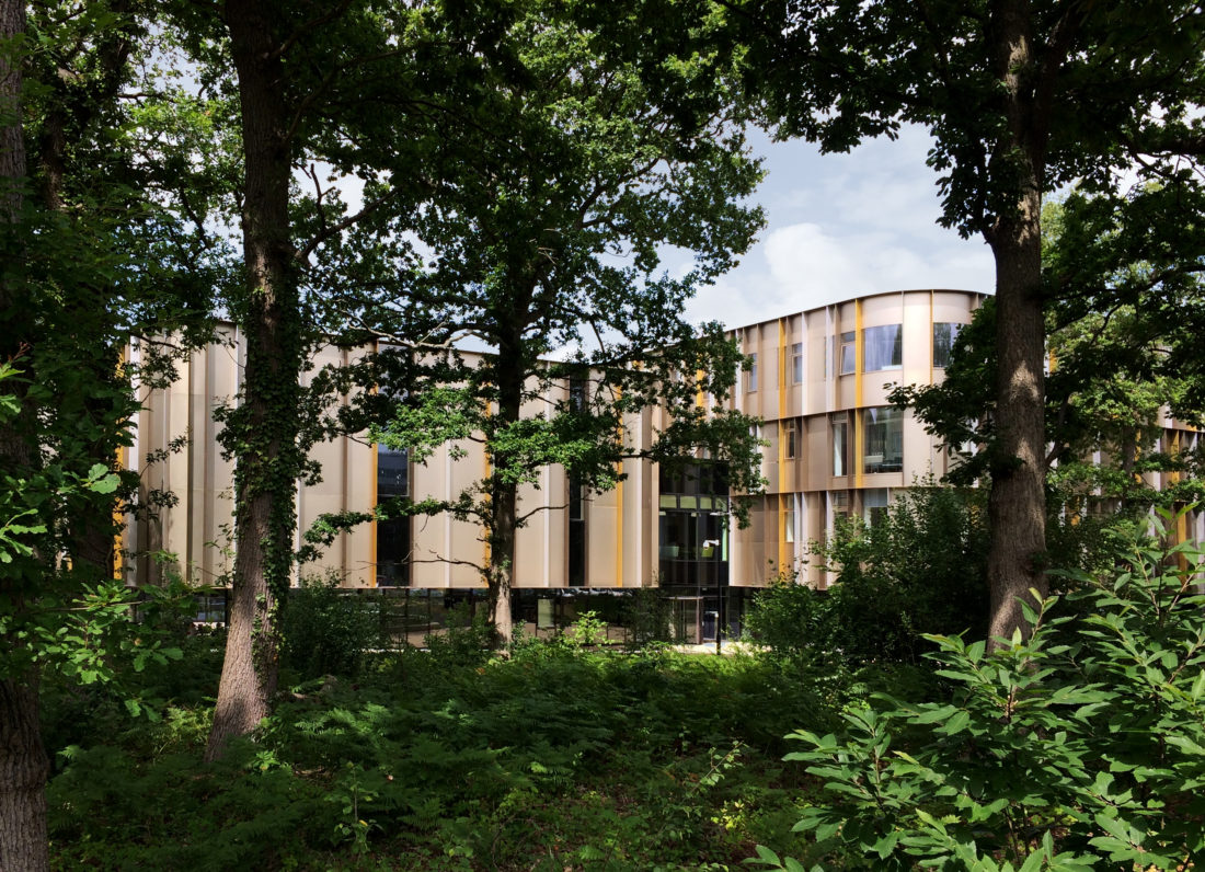 Sibson Building - University of Kent 14