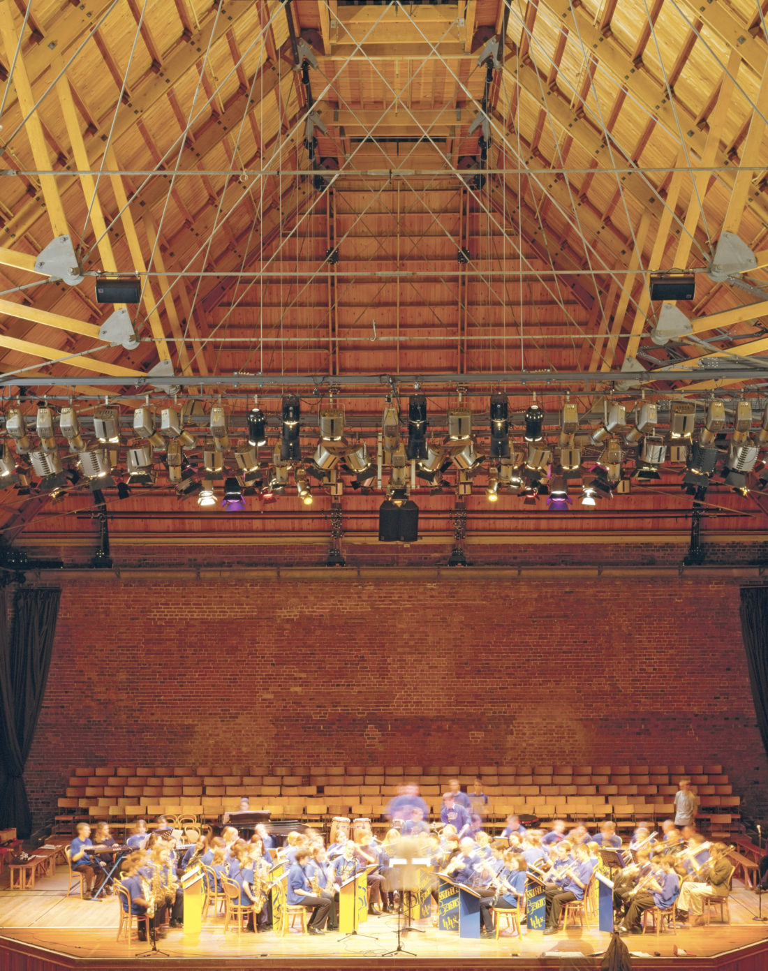 Snape Maltings Concert Hall 9