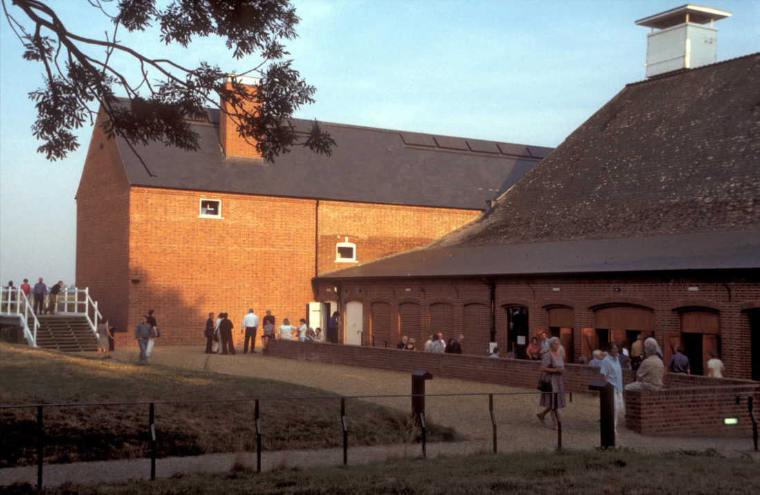 Snape Maltings Concert Hall 4