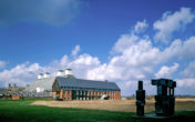 Snape Maltings Concert Hall 1