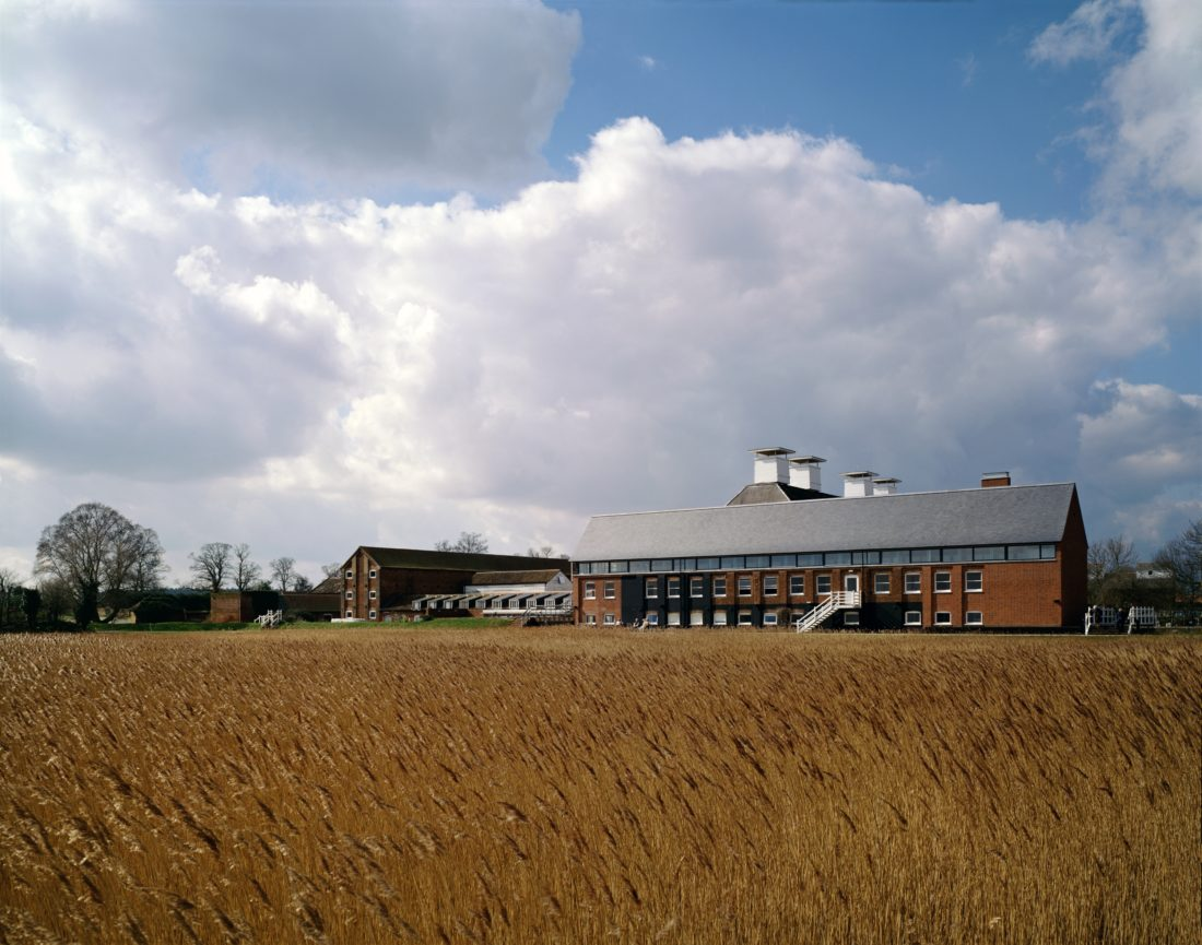 Snape Maltings Concert Hall 2