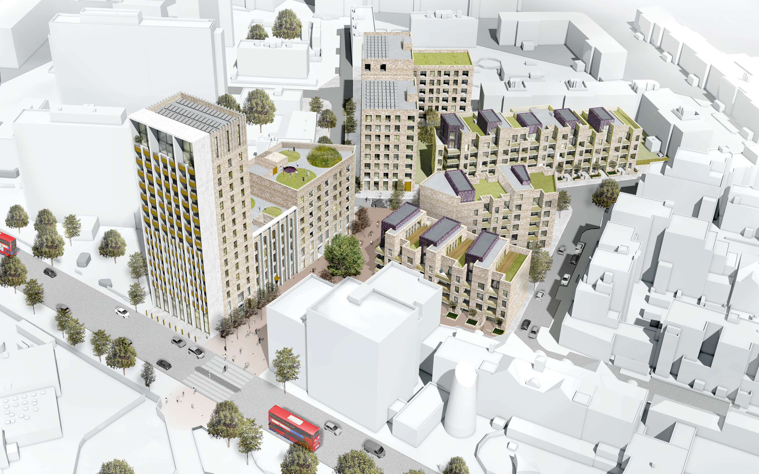 The Peel Project Mixed Use Development & Masterplan
