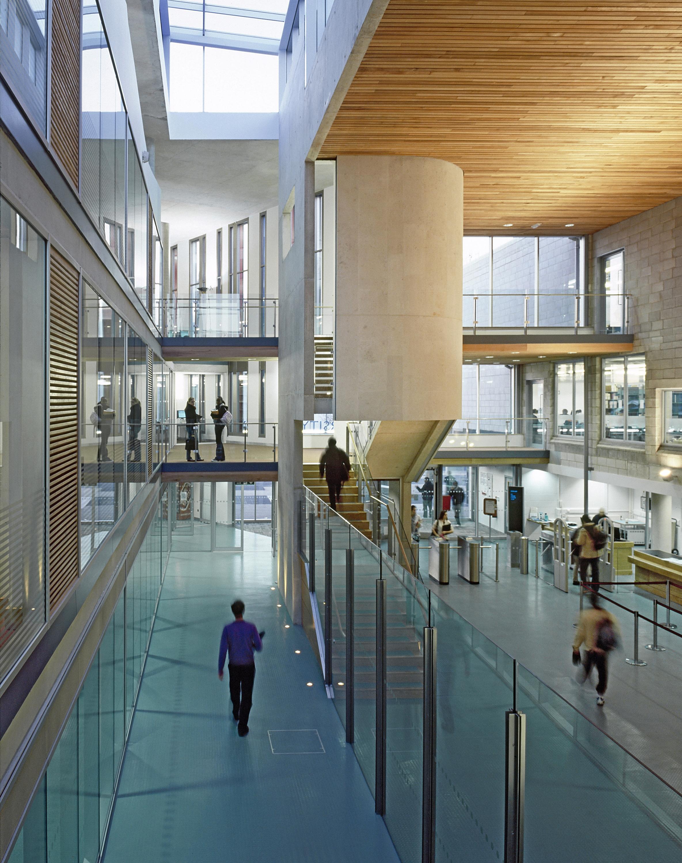 University Of Portsmouth Library Penoyre Amp Prasad