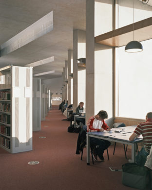 University of Portsmouth Library 3