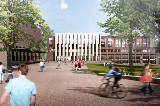 New University Library – University of Roehampton