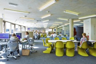 Library Remodel – University of Portsmouth 1