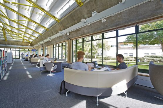 Library Remodel – University of Portsmouth 2