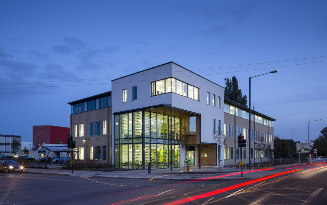 Whitton Health & Social Care Centre 1