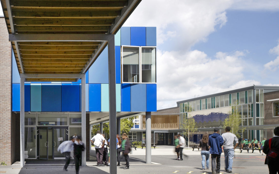 Woodside Inclusive Learning Campus 1
