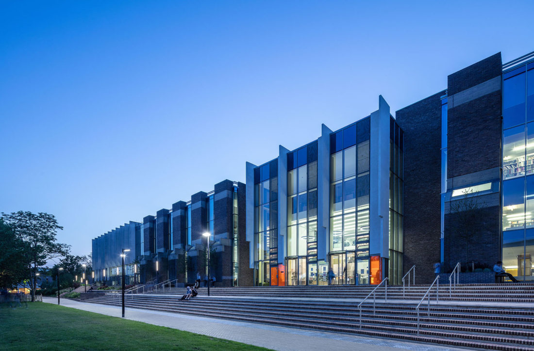 Templeman Library - University of Kent 1