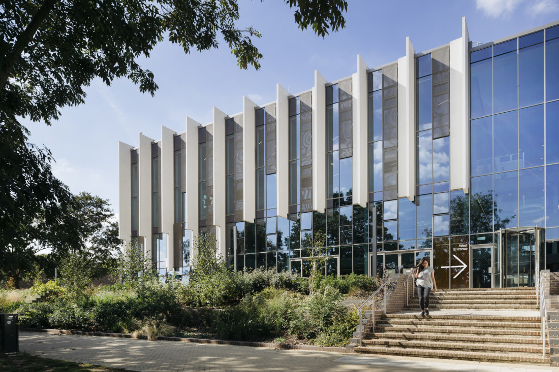 Templeman Library - University of Kent 11