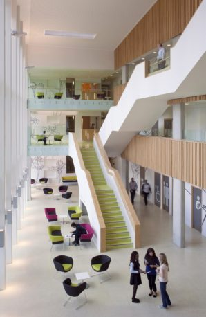Sir Ludwig Guttmann Health & Wellbeing Centre 2