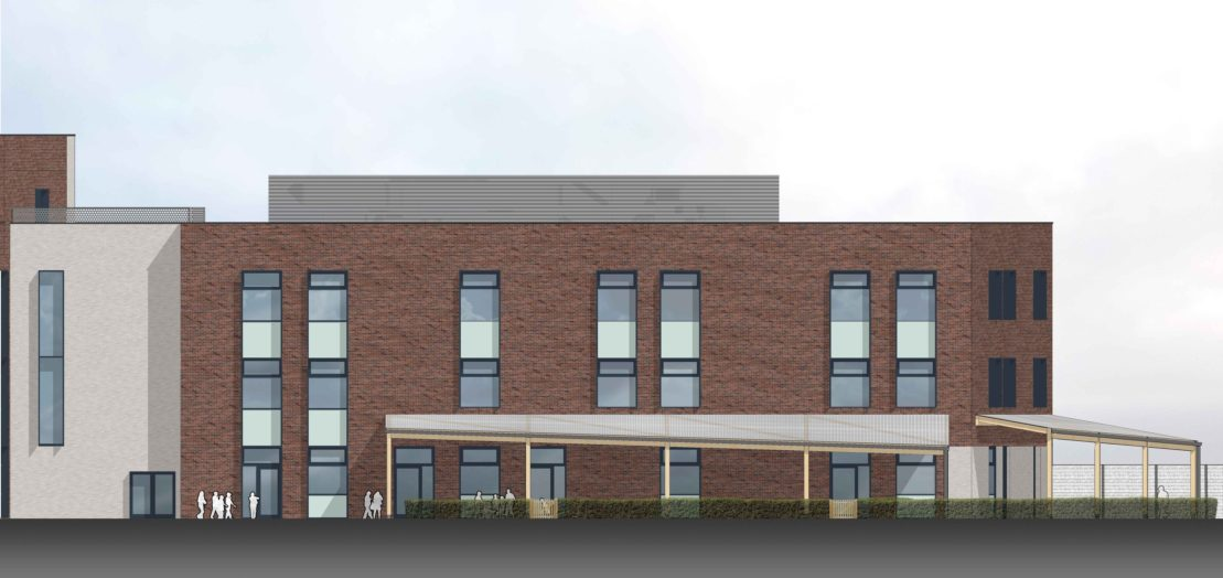 St Mary Magdalene C of E School Expansion Project 1