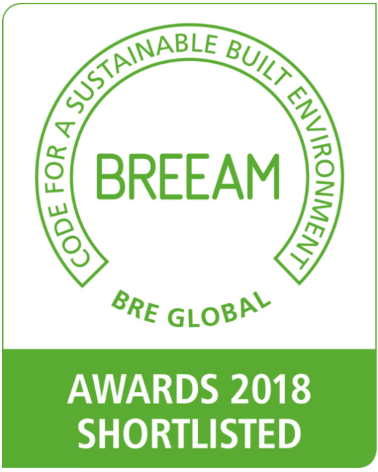 BREEAM Award shortlist