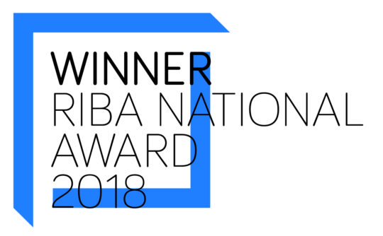 Sibson wins RIBA National Award