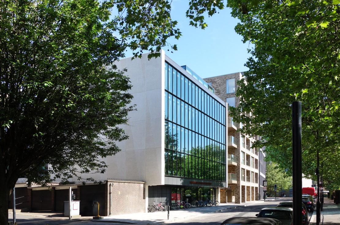 AJ First Look: Kantor Centre of Excellence