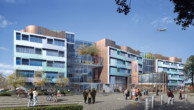 BSF Exemplar: What does a new school on a tight urban site look like? 4