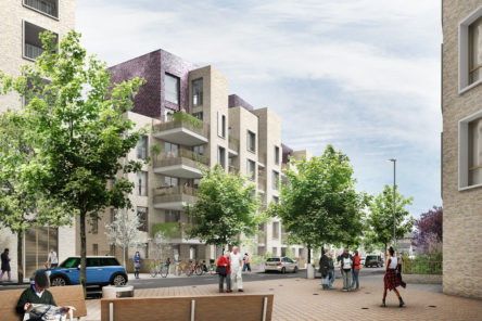 The Peel Project Mixed Use Development & Masterplan 3