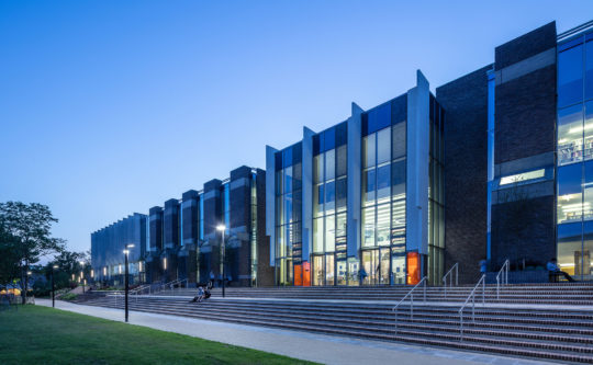Templeman Library shortlisted for AJ Award